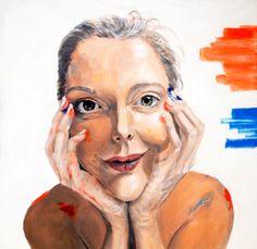 art by Janne Gesner Englev Art, Art Background, Kunst, Performing Arts, Art Education Resources, Artworks