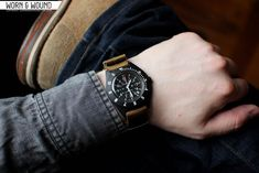 Best Looking Watches, Cool Watches, Watches For Men, Seiko 5 Automatic, Automatic Watch, Tritium Watches, Marathon Watch, Military Issue, Seiko Men