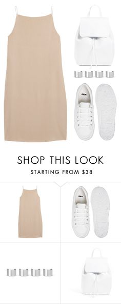 """Be still"" by painterella ❤ liked on Polyvore featuring T By Alexander Wang, ASOS, Maison Margiela and Mansur Gavriel"