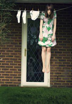 Dryer - Photography by Eleanor Hardwick Conceptual Photography, Creative Photography, Art Photography, Fashion Photography, Surrealism Photography, Domestic Goddess, Belle Photo, Anastasia, Pictures