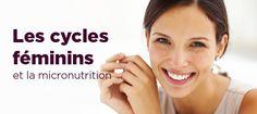 vitez la douleur et linconfort associs aux cycles hormonaux chez la femme. Comptez sur les complments alimentaires. Savez-vous lesquels?