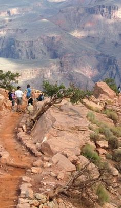 GRAND CANYON: Hidden waterfalls, a historic graveyard, and the best places to avoid all the tourists.