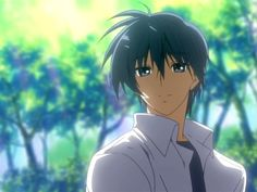 Tomoya Okazaki. You love him, then hate him, then love him again.