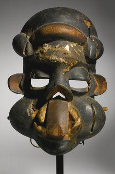 Ibibio Mask - Nigeria
