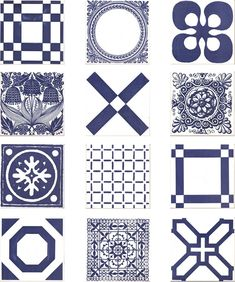 Rye Pottery » Reload Screen Printed Tiles