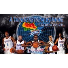 OKC Thunder!!!