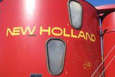 New Holland ag equipment