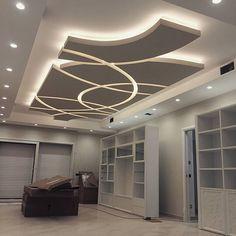 Drawing Room Ceiling Design, Gypsum Ceiling Design, Interior Ceiling Design, House Ceiling Design, Ceiling Design Living Room, Bedroom False Ceiling Design, Home Ceiling, Living Room Designs, Best False Ceiling Designs