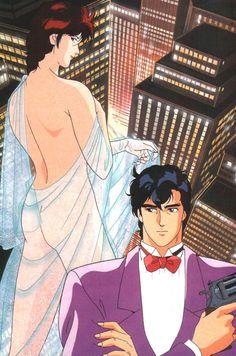 41 Best Tsukasa Hojo Images In 2017 Manga Anime Angel Heart City