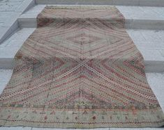 Turkish Rug Oushak Rug Vintage Rug Antique Rug by antiquerugart Boho Decor, Bohemian Rug, Create Yourself, Finding Yourself, Neutral Rug, Kilim Rugs, Vintage Rugs, Diy Home Decor, Area Rugs