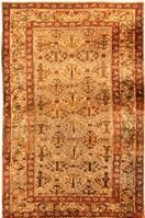 Antique Kayseri Turkish Rug 1288 Color Details - By Nazmiyal