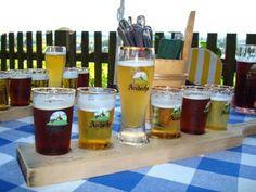 Kloster Andechs Beer Samples
