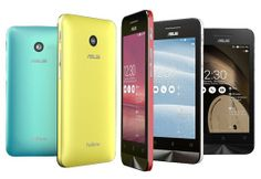 Asus ZenFone 4, 5 and 6 with Intel Atom CPU announced | TechPrezz