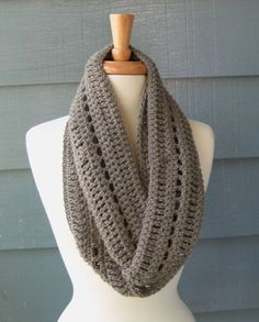 Infinity Scarf :) to possibly make, or be gifted