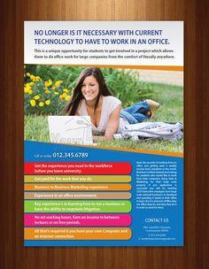 Flyer Design from YourDesignPick.com