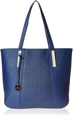 02dad311f536 Online deal for Diana Korr Women s Handbag (Blue)
