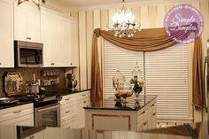 golden curtain, bedroom color palette