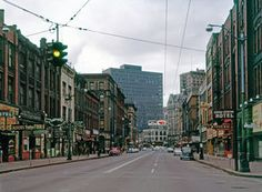 THEN: Seattle's First Avenue South on Feb. 26, 1961, pre-preservation  | The Seattle Times