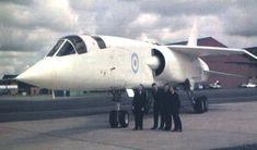 British Aircraft Corporation (BAC) TSR-2 - Royal Air Force (RAF), United Kingdom