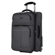 Ricardo Mar Vista 22-Inch WheelAboard Wheeled Luggage, Grey