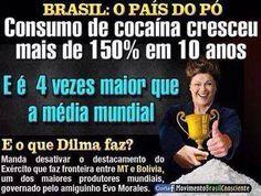 HELLBLOG: DILMA/LULA GANHAM COM O TRÁFICO.