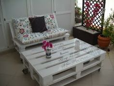 The Best DIY and Decor Place For You: Pallet furniture