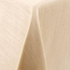 Guest Tables Dupionique | Color: Wafer - La Tavola Fine Linen