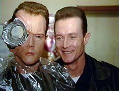 James Cameron's experience with CGI on The Abyss made him feel that the liquid metal T-1000 could be made. (x) Terminator 2: Judgment Day (1991)