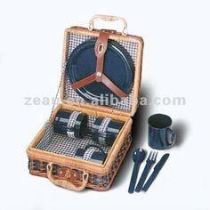#Mini wicker picnic basket, #empty picnic baskets, #cheap picnic baskets