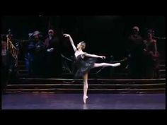 Swan Lake - 30 turns on point shoes - YouTube
