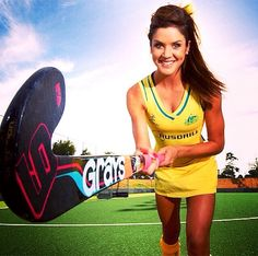 Anna Flanagan, Captain Australia Field Hockey Team. Greys. ❤️