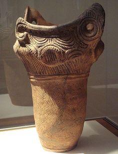 Women's Prehistoric Jomon Pottery / 縄文 History, Illustrations, Links