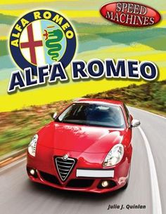 The Alfa Romeo company has been building sporty cars for more than a century. This volume profiles its most notable classic models-such as the Spider featured in the movie The Graduate-as well as the latest models on the road today. Color photographs and comparison charts will help readers understand the features of each model as well as appreciate each model's unique design.