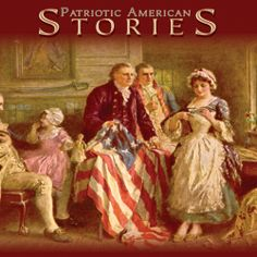"""#SALE: Listen to a sample of the #Childrens #History """"Patriotic American Stories"""" by Various Authors right here... http://amblingbooks.com/books/view/patriotic_american_stories"""