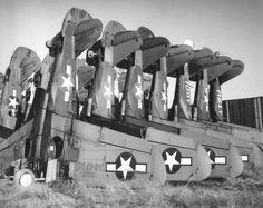 War Surplus P40's