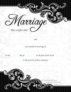 Keepsake marriage certificate template free download how to be a keepsake marriage certificate with muted roses yadclub Image collections