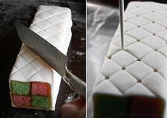 Sprinkle Bakes: Spring Battenburg Cake