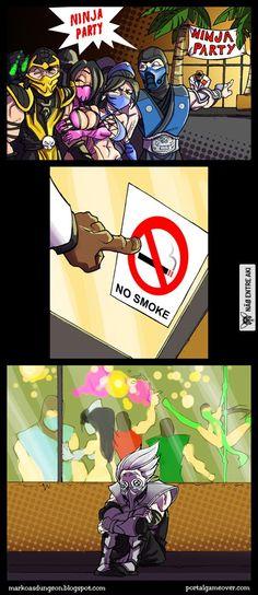 alguns ninjas sofrem discriminação.... - Não Entre Aki ou entre para ver e compartilhar as melhores imagens, GIFs, memes, nsfw, wtf, lol