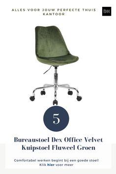 Pin op Design bureaustoelen