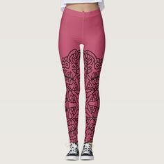 New leggings in shop : with Mandala art Mandala Art, Designers, Stockings, Leggings, Pattern, Shopping, Collection, Women, Fashion