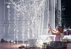 Magical!! Modern Christmas Tree Alternatives