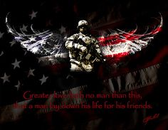 No Greater Love (American Soldier)