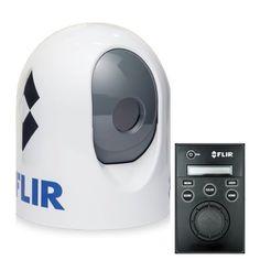 FLIR FLIR MD-324 Static Thermal Night Vision Camera w/Joystick Control Unit / 432-0010-11-00 /