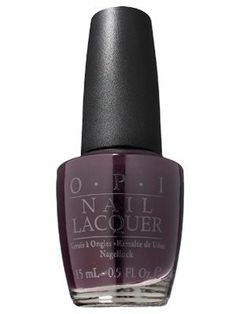 InStyle Best Beauty Buys 2011: OPI Lincoln Park After Dark is Best Dark Nail Polish
