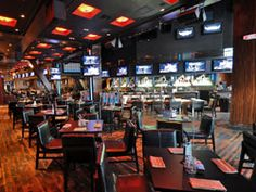 PBR Rock Bar and Grill at the Miracle Mile Shops in Planet Hollywood | VEGAS.com - didn't see this when we were there last time, should check it out