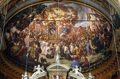 Astutely made Churches of Rome