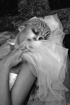 Garden of Angels   Jenny K   Julia Kiecksee #photography   HUF Magazine 11