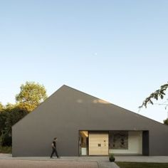 Marchi Architects . Chestnuts House . Auvergne (