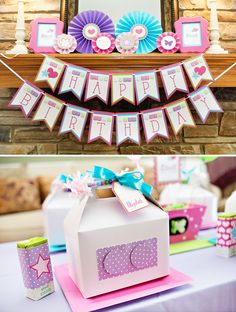 A Charming & GIRLY Lego Friends Birthday Party