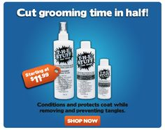 Sign up for deals & steals at http://www.renspets.com/newsletter-signup.html  #Pets #grooming